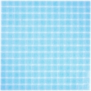 Mosaikfliese Glas lichtblau Wandfliesen Badfliese Duschrückwand Fliesenspiegel MOS200-A11-N