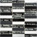 Mosaikfliese Transluzent schwarz Rechteck Glasmosaik Crystal Stein schwarz MOS87-39_f