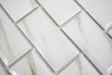 Keramikmosaik Metro Calacatta Fliesenspiegel Küchenrückwand BAD Dusche MOS26M-0204_m
