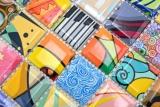 Bunte Retro Style Mosaikfliesen POP UP ART Design Wandverkleidung Fliesenspiegel MOS14-1605_m