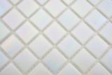 Glas Glasmosaik iridiumWand Fliesenspiegel Küche  Bad MOS240-WA02-N_m