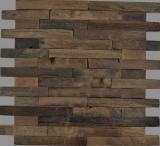 Holz Mosaik Verbund boot Old Wood Holz FSC