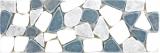 Marmor Bordüre Bordüre Ciot grau weiß schwarz