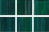 Glasmosaik dunkelgrün Mosaikfliese Glas Classic MOS230-GA28