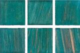 Glasmosaik türkis Mosaikfliese Glas Classic MOS230-GA65