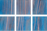 Glasmosaik lichtblau Mosaikfliese Glas Classic MOS230-GA11
