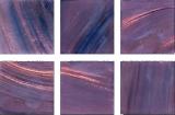 Glasmosaik flieder lilac Mosaikfliese Glas Classic MOS230-G40