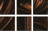 Glasmosaik bronze dunkelbraun Mosaikfliese Glas Classic MOS230-G38