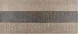 Holz Wandverblender Selbstklebend Paneel grau HSC Packung mit 9 Stück