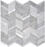 Pfeil Vinyl Steinoptik zementgrau silber hell selbstklebend MOS200-2CLG_f