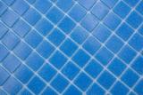 Handmuster Mosaikfliese Glas blau Wandfliesen Badfliese Duschrückwand Fliesenspiegel MOS200-A14-N_m