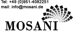 Mosani, Glass Mosaik Design